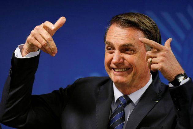 Jair Bolsonaro, el 17 de junio en