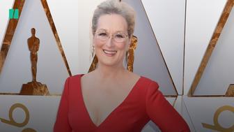 Meryl Streep Is A Hollywood Icon