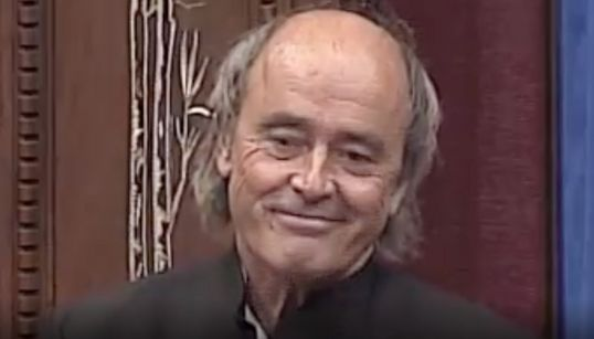 L'entomologiste Georges Brossard est