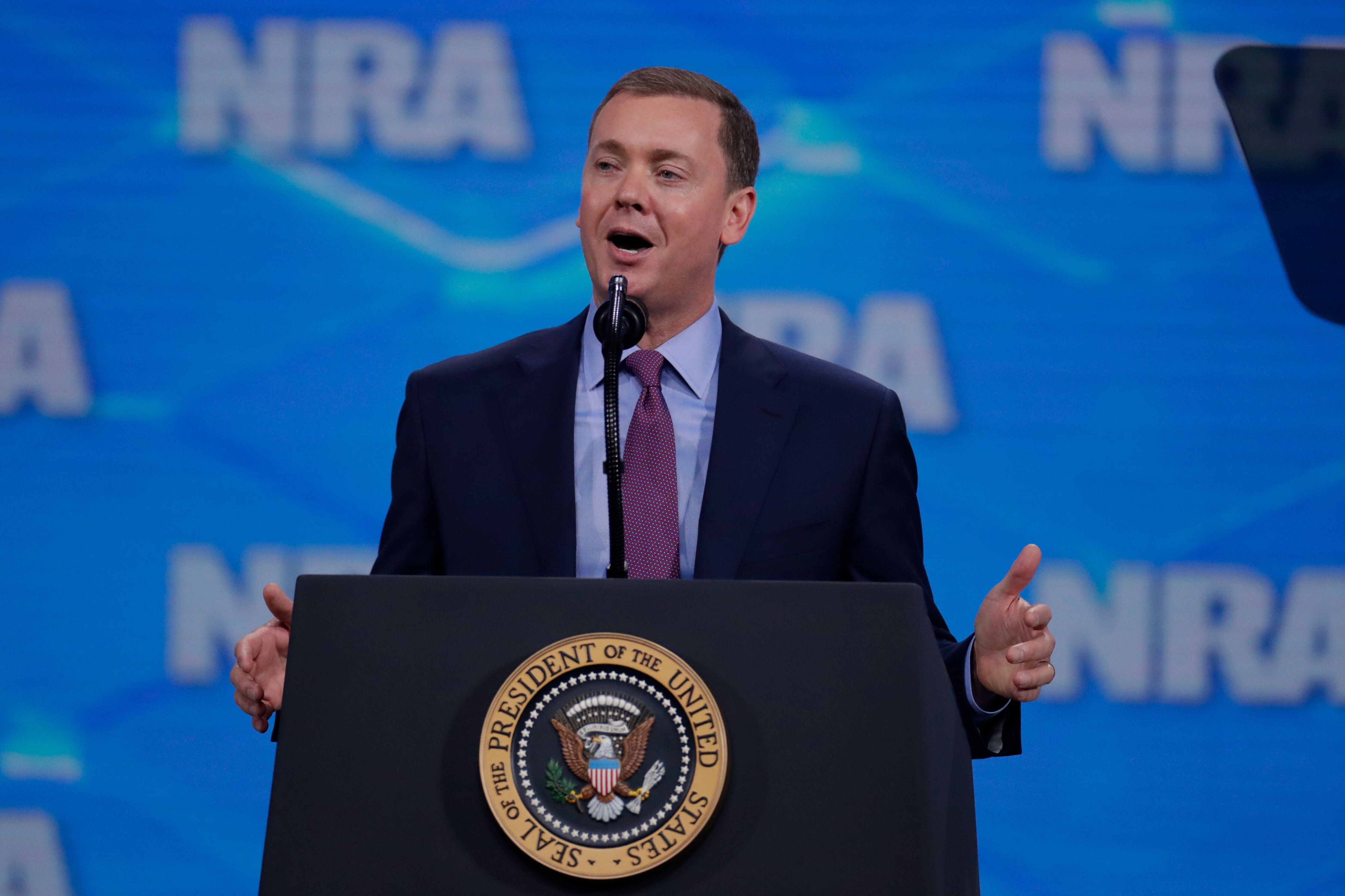 Chris Cox, NRA' Second-In-Command, Resigns As Turmoil Roils The Gun Group