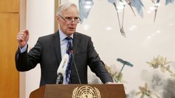 World Faces 'Climate Apartheid' As Rich Protect Selves: UN