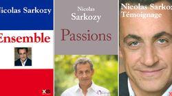Nicolas Sarkozy, président des best-sellers