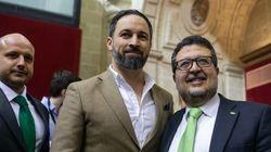 El portavoz de Vox el Parlamento andaluz tacha de