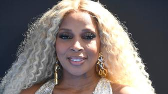 LOS ANGELES, CALIFORNIA - JUNE 23: Mary J. Blige attends the 2019 BET Awards on June 23, 2019 in Los Angeles, California. (Photo by Frazer Harrison/Getty Images)