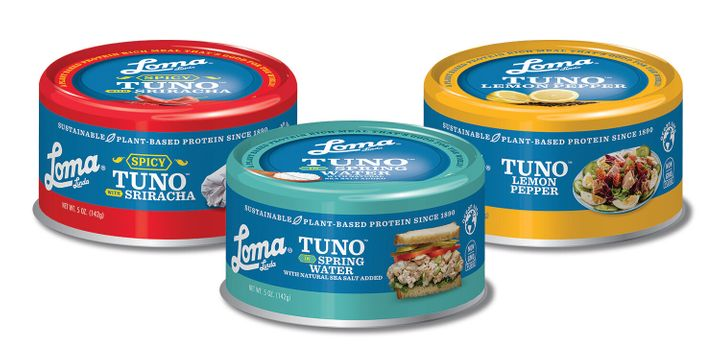 If you don't read the label closely, you could confuse Tuno with the real thing.