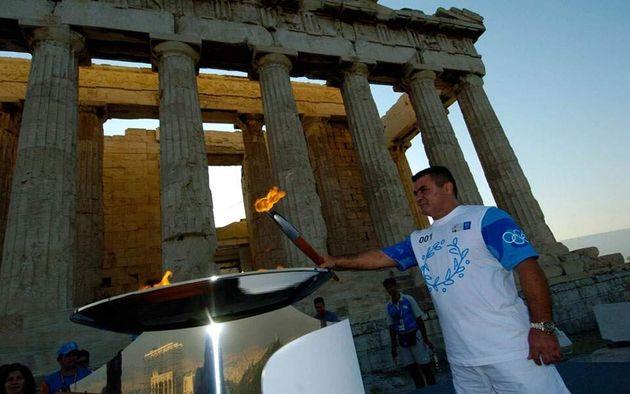 Πέθανε ο Ολυμπιονίκης Μπάμπης