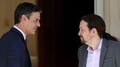 PSOE y Podemos dan versiones opuestas de la última reunión entre Sánchez e