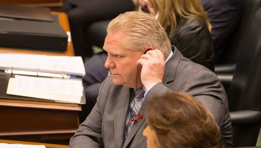 Ontario MPPs Demand Review Of Ford Appointments After Staffer