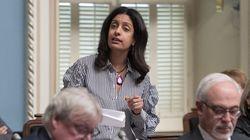 Dominique Anglade, la première candidate pour le leadership du
