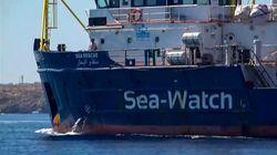 La capitana del 'Sea Watch' reta a Salvini al llevar a puerto a 42