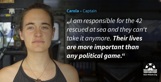 O capitana! Mia