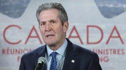 Le premier ministre du Manitoba dénonce la loi québécoise sur la