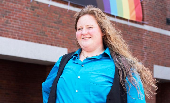 First Openly Non-Binary Senate Candidate Seeks To Make