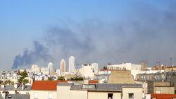 Un incendie conséquent à Bobigny perturbe RER, TGV et