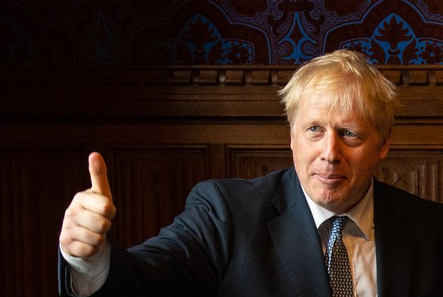 Boris Johnson Says An Election Before Brexit Would Be 'Crazy' And A Deal Can Be