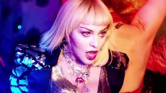 Madonna God Control Video