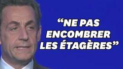 Un nouveau livre de Sarkozy... pour