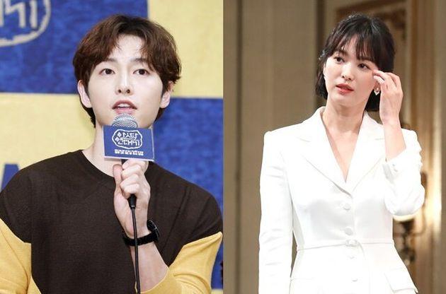 송혜교 측이 송중기와의 이혼에 대해 공식 입장을