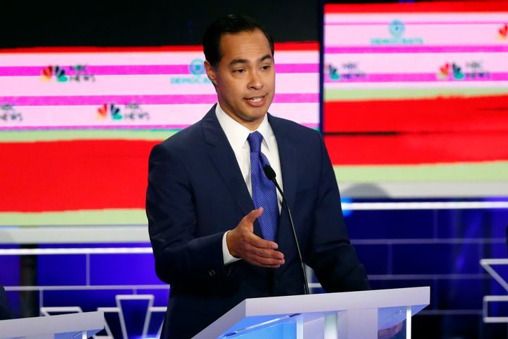 Julián Castro is on a mission to repeal the law criminalizing unauthorized border crossings.