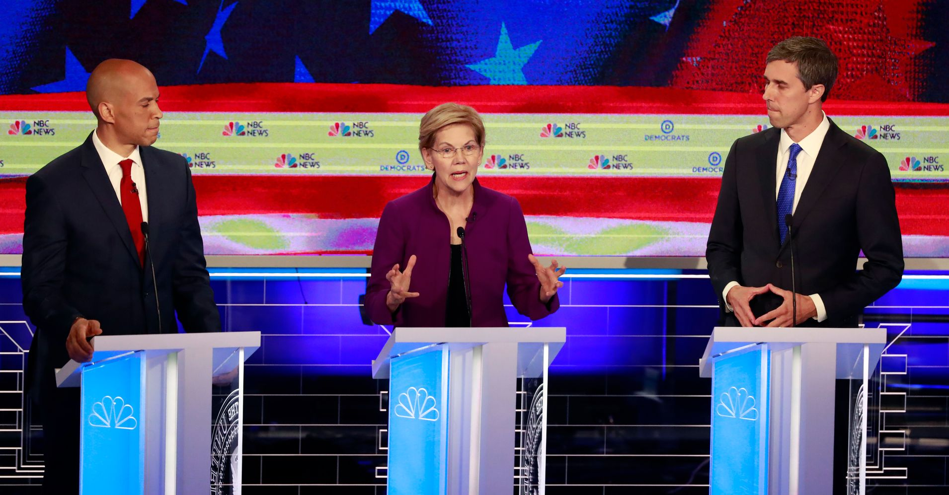 5 Takeaways From The First 2020 Democratic Presidential Debate thumbnail