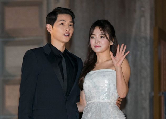 The Song-Song Divorce: Fans Mourn As Korean Celebrity Couple Announce