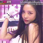 구하라가 일본 복귀 무대 방송 사고에 대해 한
