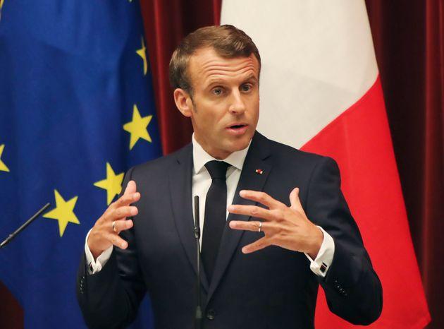 Critiqué par le Haut Conseil pour le climat, Macron promet de s'inspirer des