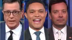 The Funniest Late-Night TV Takes On The 2020 Democratic