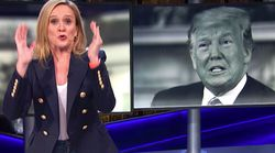 Samantha Bee Unloads On Media Over Way It Didn't Cover Trump Rape