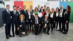 L'entusiasmo olimpico unisce tutti ma si dimentica