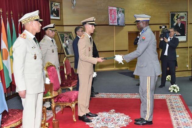 Kénitra: Moulay El Hassan préside la cérémonie de sortie de 2 promotions du Collège royal de l'enseignement...