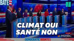 Ce débat des démocrates sur l'écologie a battu un (triste)