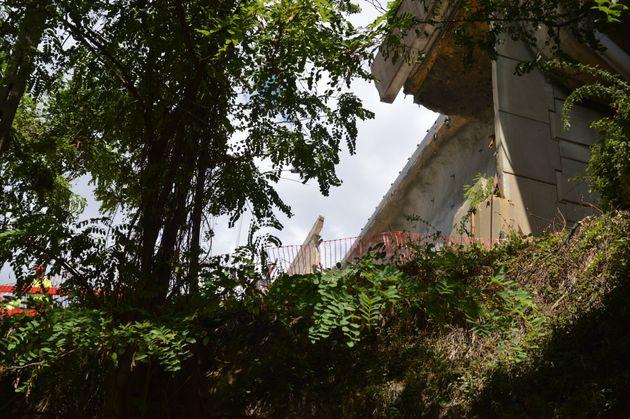 Le viaduc de Gennevilliers, pris en photo en août 2018, fait partie des ponts sous
