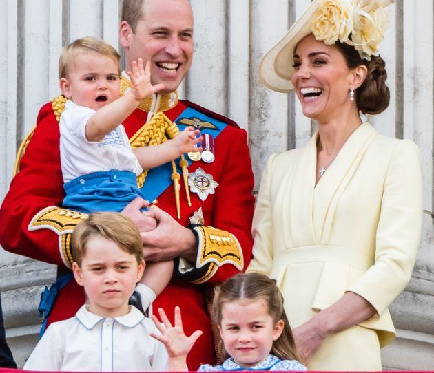 El príncipe Guillermo aclara cómo reaccionaría si alguno de sus hijos fuera