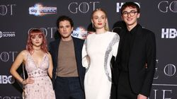 'Game Of Thrones' Stars Cringe So Hard At Old Footage Of