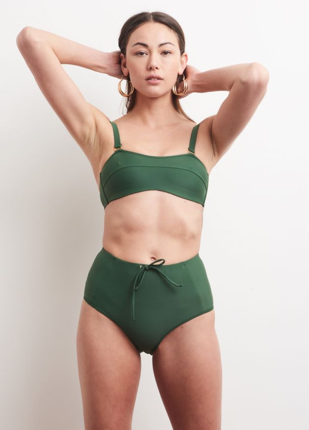 09919957ca Sustainable Swimwear: 10 Of The Best Bikinis And Swimsuits To Shop This