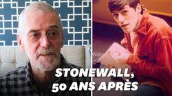 """50 ans de Stonewall: """"On n'avait aucune idée que ce mouvement prendrait de"""