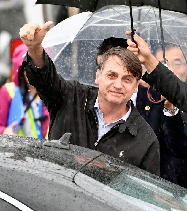 No Japão para a cúpula do G20, Bolsonaro terá reuniões bilaterais com diversos...