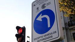 El primer palo a Madrid Central se consuma: Martínez-Almeida suspende las