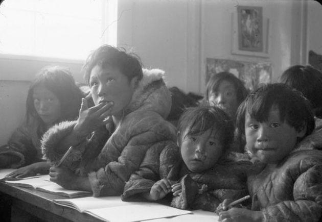 Canada's residential school system, which forcibly removed Indigenous children from parents, violates...