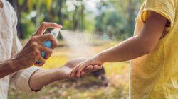 Les répulsifs anti-moustiques à privilégier pour les