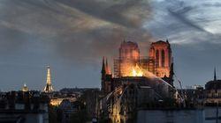 Η πυρκαγιά στη Νοτρ Νταμ ίσως προκλήθηκε από