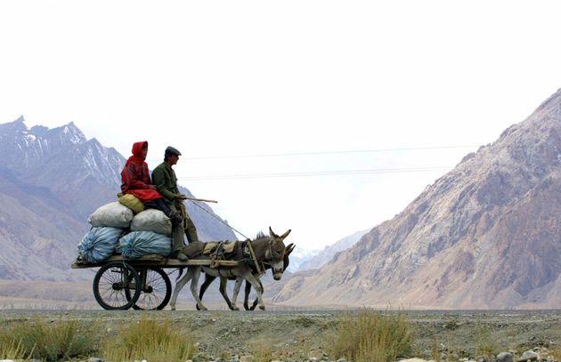 Αφγανιστάν και Κίνα μοιράζονται μια μικρή συνοριακή γραμμή -αλλά δεν ήταν πάντα