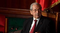 Mohamed Ennaceur préside une réunion d'urgence des présidents des groupes