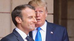 La stratégie de Macron pour contourner Trump qui prend toute la