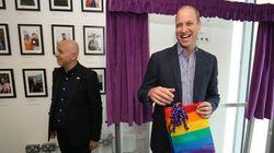 Le prince William explique comment il réagirait si l'un de ses enfants était