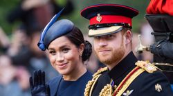 Meghan And Harry Will Go On 1st Royal Tour 'As A Family' This