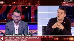 El Consejo de Informativos de TVE defiende la entrevista a Otegi: