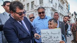 Le ministre du Tourisme se promène en plein centre-ville et envoie un message: Tunis est