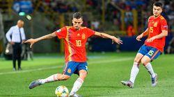 En directo, semifinales del Europeo Sub 21,